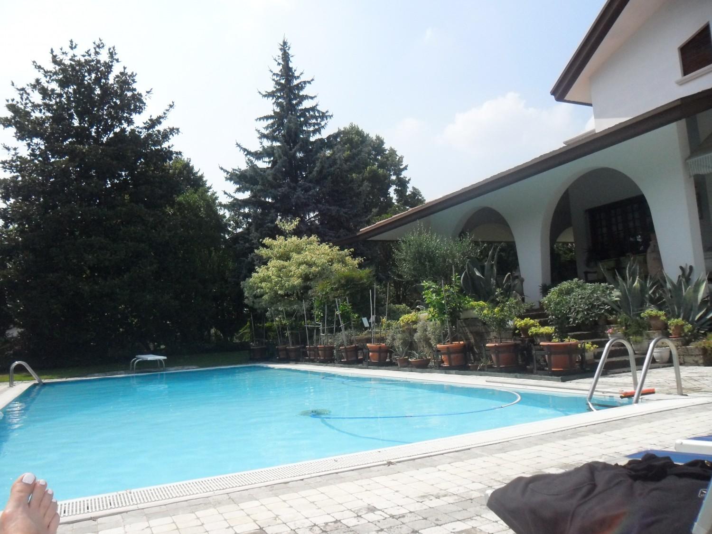 Prestigiosa villa con piscina a quinto di treviso gergo - Piscina quinto di treviso ...